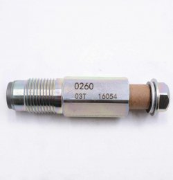 Клапан топливной рампы редукционный ISF3.8 E-4 ПАЗ,Валдай, 095420-0260 Cummins