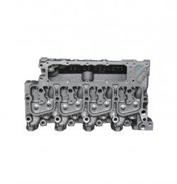 Головка блока цилиндров (в сб. с направл.) EQB125/140-20 (3966448 3966447) без клапанов Cummins