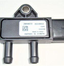 Датчик перепада давления ЕВРО-4 дв.ISF 3,8 2894872