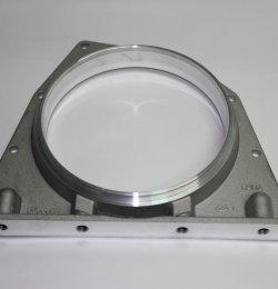 Крышка заднего сальника двигателя ISLe, 6CT 3933384