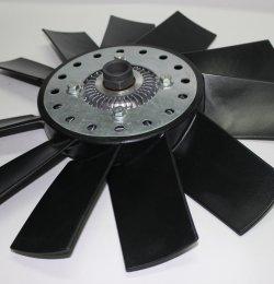 Вентилятор в сборе с вязкостной муфтой ISF2.8 Газель Бизнес
