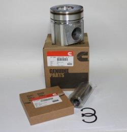Поршень в сборе (+0,5) двигателя 4/6 BT QSB5.9 3957798 3957799 Cummins