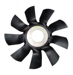 Крыльчатка вентилятора D-640-9 лоп.Cummins  ISBe 020004620 Cummins