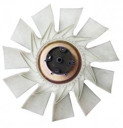 Вентилятор в сборе с термомуфтой (D=550mm) 4988656 Cummins