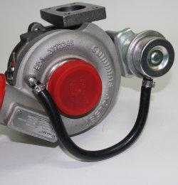 Турбокомпрессор HX40W ISLE 8.9 E-5 2835415 2835419