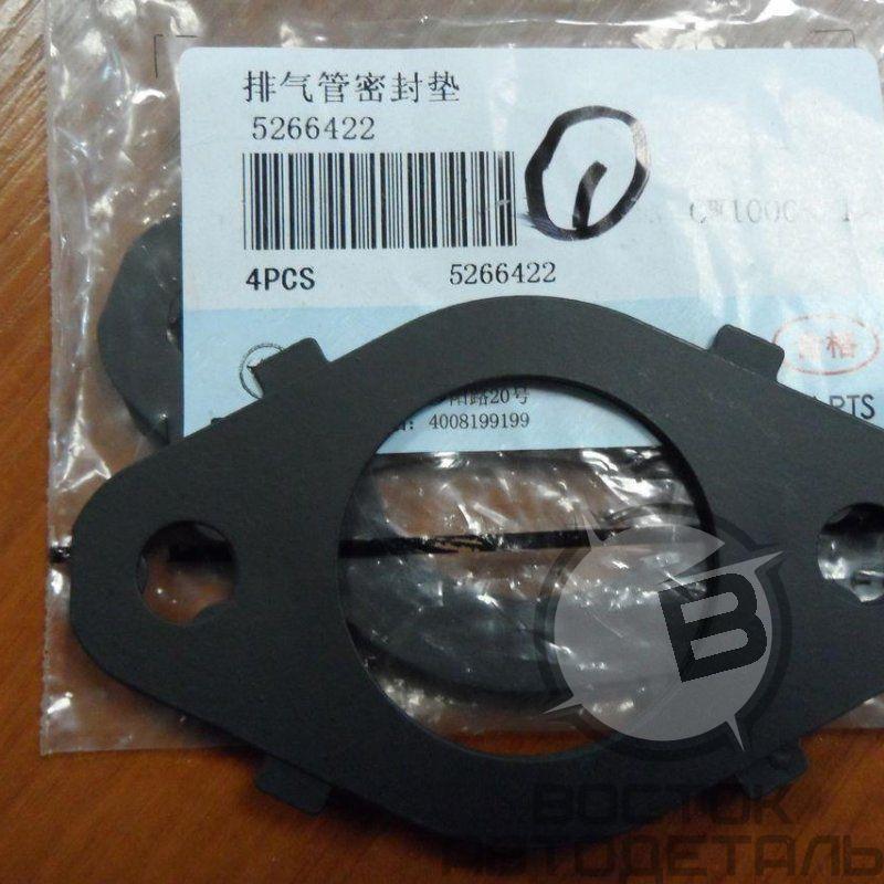 Прокладка выпускного коллектора ISBE/ISF3.8 2830444/5259850