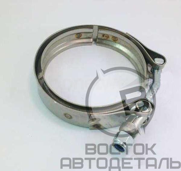 Хомут выпускного патрубка ТКР 6ISBE 3903652